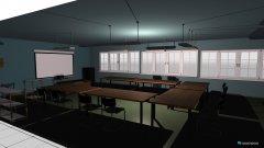 Raumgestaltung Lernwerkstatt in der Kategorie Arbeitszimmer
