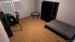 Raumgestaltung linus zimmer 1 in der Kategorie Arbeitszimmer