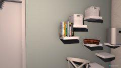 Raumgestaltung lisa in der Kategorie Arbeitszimmer
