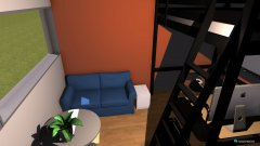 Raumgestaltung Lorenzos Zimmer in der Kategorie Arbeitszimmer
