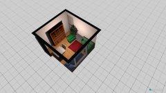 Raumgestaltung Lotti 1 in der Kategorie Arbeitszimmer