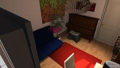 Raumgestaltung Lotti in der Kategorie Arbeitszimmer