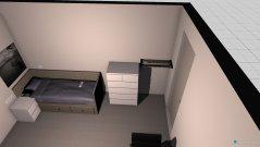 Raumgestaltung Lucis gameszimmer in der Kategorie Arbeitszimmer