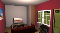 Raumgestaltung Lutis Zimmer in der Kategorie Arbeitszimmer