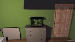Raumgestaltung mój pokój in der Kategorie Arbeitszimmer