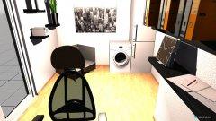 Raumgestaltung M Zimmer in der Kategorie Arbeitszimmer