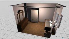 Raumgestaltung Mami Zimmer in der Kategorie Arbeitszimmer