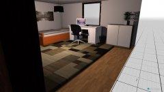 Raumgestaltung marcels room in der Kategorie Arbeitszimmer