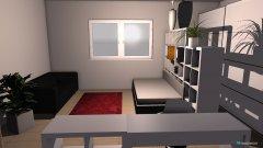 Raumgestaltung Marias Zimmer in der Kategorie Arbeitszimmer
