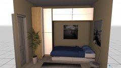Raumgestaltung MARIBEL HABITACION in der Kategorie Arbeitszimmer