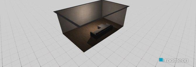Raumgestaltung Maries Turmzimmer3 in der Kategorie Arbeitszimmer