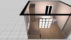 Raumgestaltung matteo in der Kategorie Arbeitszimmer