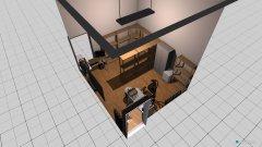Raumgestaltung Medilager 1 in der Kategorie Arbeitszimmer