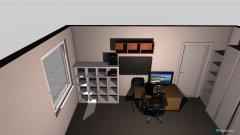 Raumgestaltung Mei Ruhm in der Kategorie Arbeitszimmer