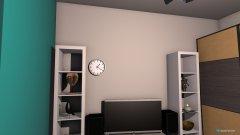 Raumgestaltung mei zimmer in der Kategorie Arbeitszimmer