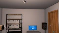 Raumgestaltung Mein neues zimmer in der Kategorie Arbeitszimmer