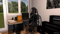Raumgestaltung Mein Reich in der Kategorie Arbeitszimmer