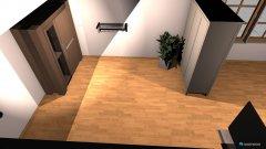 Raumgestaltung Mein Traum zimmer  in der Kategorie Arbeitszimmer