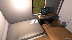 Raumgestaltung mein zimmer 2.0 in der Kategorie Arbeitszimmer
