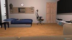 Raumgestaltung mein zimmer 2 in der Kategorie Arbeitszimmer