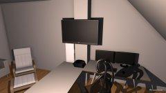 Raumgestaltung Mein zimmer genial in der Kategorie Arbeitszimmer