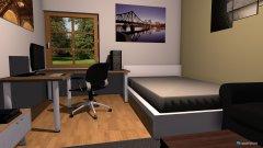 Raumgestaltung Mein ZImmer mit neuem Design in der Kategorie Arbeitszimmer