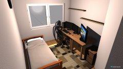 Raumgestaltung Mein Zimmer nr.2 in der Kategorie Arbeitszimmer