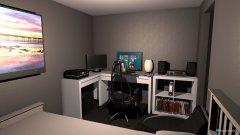Raumgestaltung Mein Zimmer! in der Kategorie Arbeitszimmer
