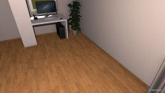Raumgestaltung Mein_Zimmer in der Kategorie Arbeitszimmer