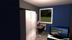 Raumgestaltung MeinZimmer in der Kategorie Arbeitszimmer