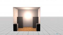 Raumgestaltung Messe Stijl in der Kategorie Arbeitszimmer