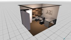 Raumgestaltung Messestand Möglichkeit in der Kategorie Arbeitszimmer