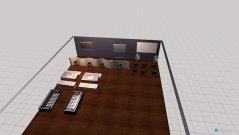 Raumgestaltung Messestand in der Kategorie Arbeitszimmer