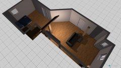 Raumgestaltung Micha in der Kategorie Arbeitszimmer
