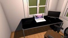 Raumgestaltung Milenas Home Arbeitszimmer pour Riri in der Kategorie Arbeitszimmer