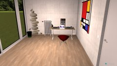 Raumgestaltung music studio in der Kategorie Arbeitszimmer