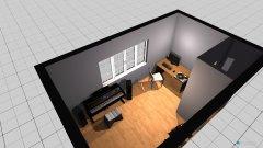 Raumgestaltung Musikraum Juzi Konzept in der Kategorie Arbeitszimmer