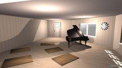 Raumgestaltung musikraum in der Kategorie Arbeitszimmer