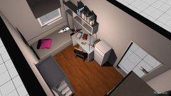Raumgestaltung Muttis Zimmer v2 in der Kategorie Arbeitszimmer