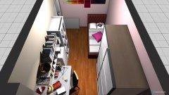 Raumgestaltung Muttis Zimmer v3 in der Kategorie Arbeitszimmer