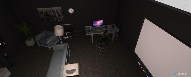 Raumgestaltung My Love Room in der Kategorie Arbeitszimmer