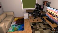 Raumgestaltung Myroom V1 in der Kategorie Arbeitszimmer