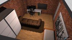 Raumgestaltung Nabrat Modern  Alt 1 in der Kategorie Arbeitszimmer