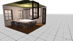 Raumgestaltung Nachhilfe Lerneraum in der Kategorie Arbeitszimmer