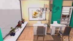 Raumgestaltung Nagelstudio in der Kategorie Arbeitszimmer