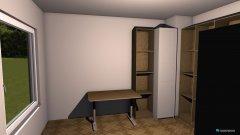 Raumgestaltung nebenraum in der Kategorie Arbeitszimmer