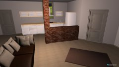 Raumgestaltung Neue Form in der Kategorie Arbeitszimmer
