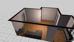 Raumgestaltung neue W in der Kategorie Arbeitszimmer