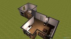 Raumgestaltung neues zimmer in der Kategorie Arbeitszimmer