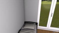 Raumgestaltung Neuses Zimmer in der Kategorie Arbeitszimmer